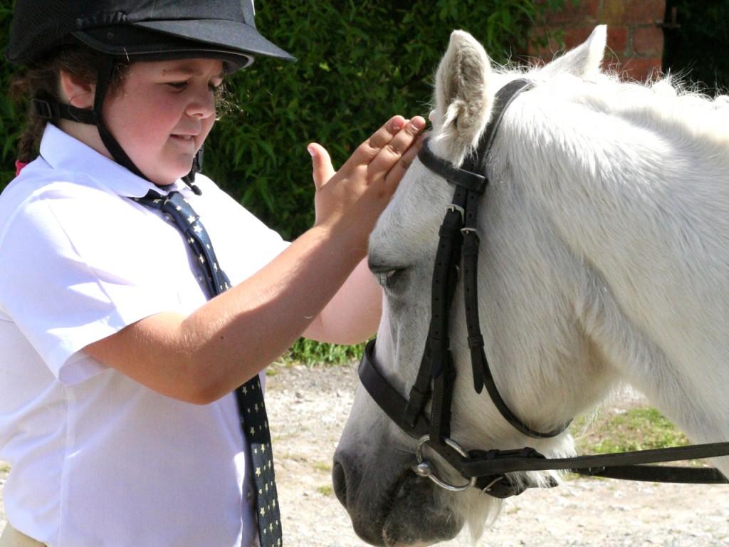 Pony club friends